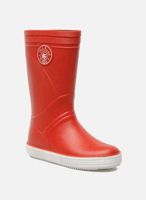 Støvler & gummistøvler Méduse SKIPPY Rød detaljeret billede af skoene