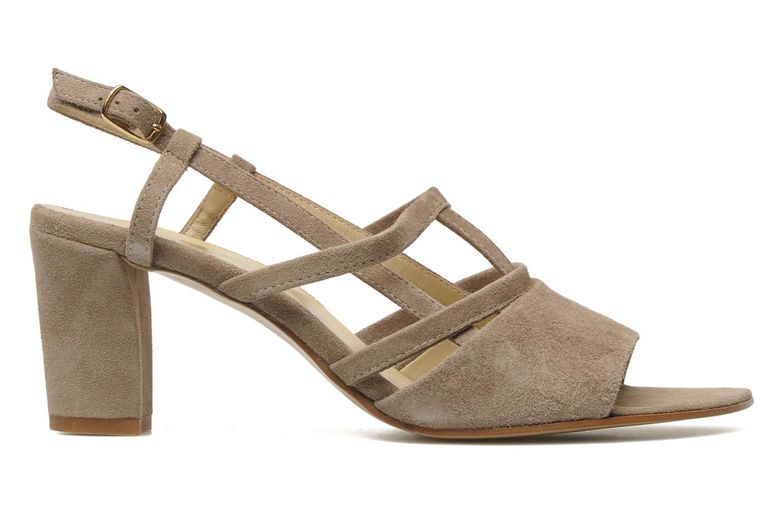 Sandales et nu-pieds Elizabeth Stuart Bamby 300 Beige vue derrière