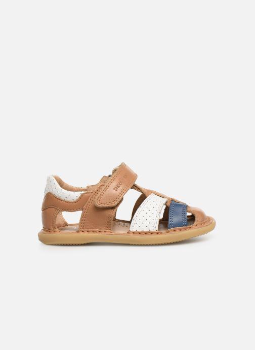 Sandales et nu-pieds Shoo Pom Crespin Tonton Multicolore vue derrière