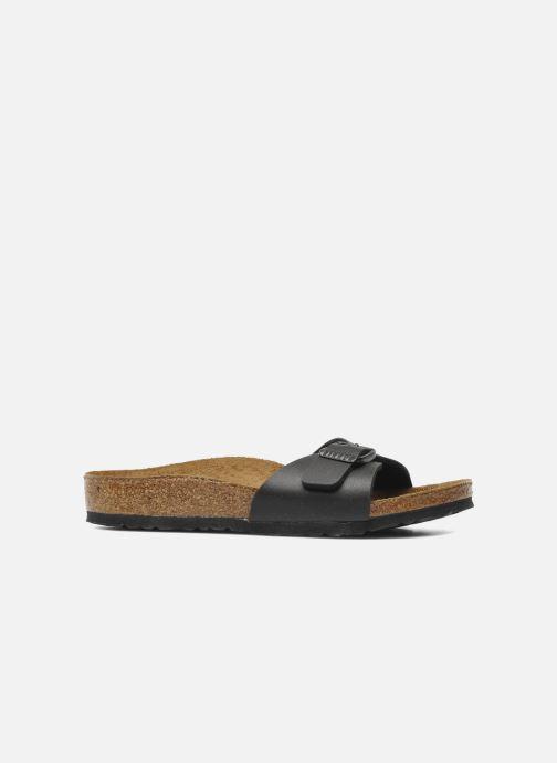 Sandali e scarpe aperte Birkenstock Madrid Birko Flor Nero immagine posteriore