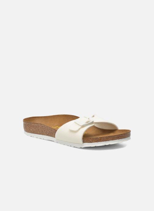 c5638a1c308c4 Sandali e scarpe aperte Birkenstock Madrid Birko Flor Bianco vedi  dettaglio paio
