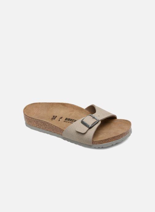 Sandali e scarpe aperte Birkenstock Madrid Birko Flor Beige vedi dettaglio/paio