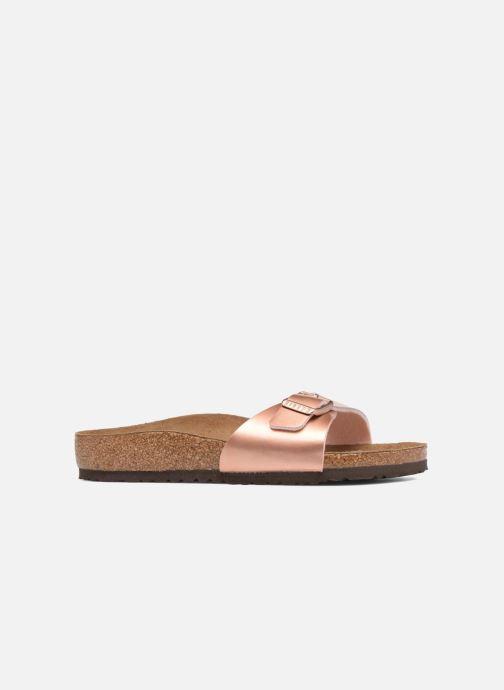 Sandali e scarpe aperte Birkenstock Madrid Birko Flor Rosa immagine posteriore