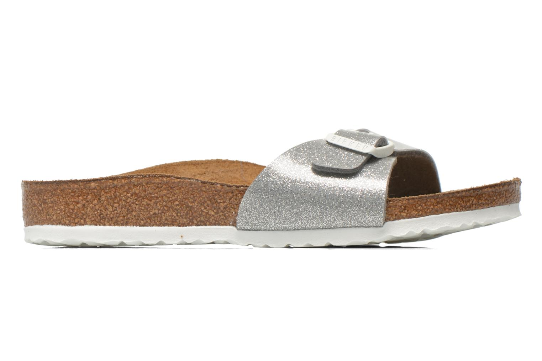 Sandali e scarpe aperte Birkenstock Madrid Birko Flor Argento immagine posteriore