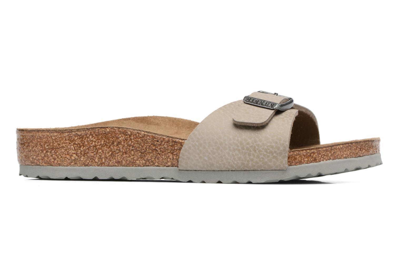 Sandales et nu-pieds Birkenstock Madrid Birko Flor Beige vue derrière