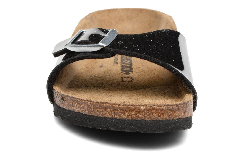 Sandaler Birkenstock Madrid Birko Flor Sort se skoene på