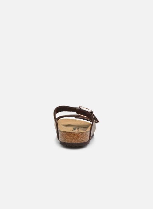Sandales et nu-pieds Birkenstock ARIZONA Birko-Flor Marron vue droite