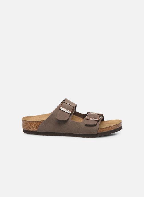 Sandales et nu-pieds Birkenstock ARIZONA Birko-Flor Marron vue derrière