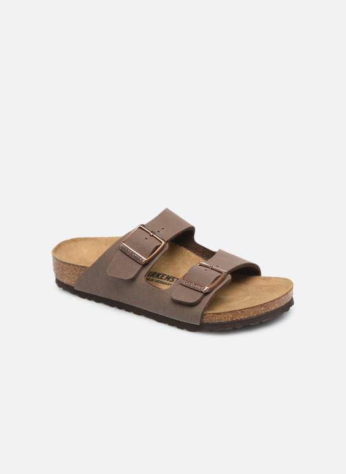 Sandales et nu-pieds Birkenstock ARIZONA Birko-Flor Marron vue détail/paire