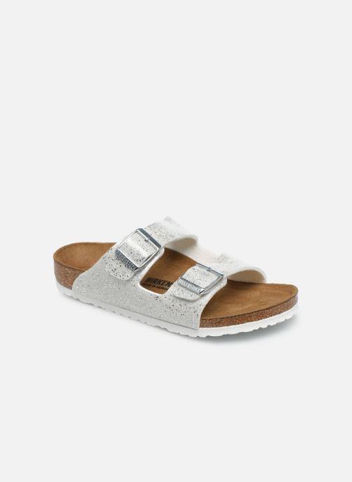 Sandali e scarpe aperte Birkenstock ARIZONA Birko-Flor Argento vedi dettaglio/paio