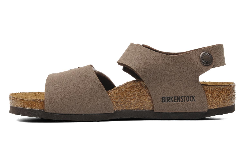 Sandaler Birkenstock New York Birko Flor Brun se forfra