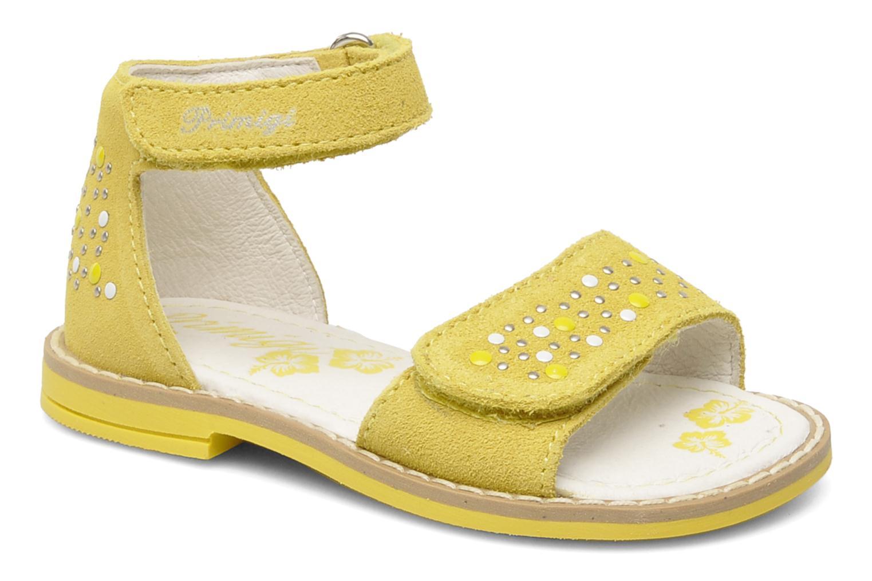 Sandales et nu-pieds Primigi AAMINA Jaune vue détail/paire