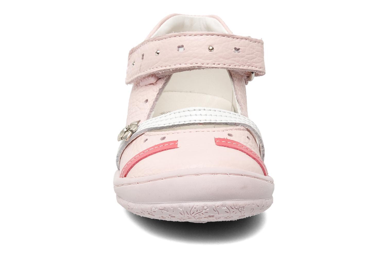 Ballerinas Primigi NEREA-E rosa schuhe getragen