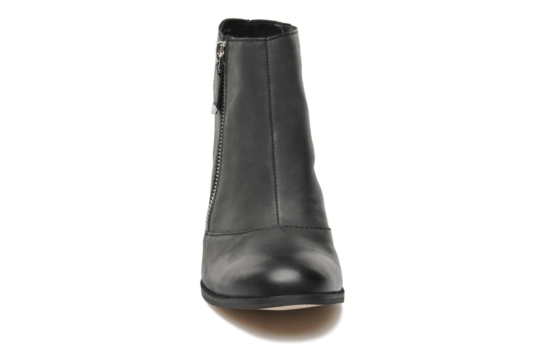 Bottines et boots Aldo JERING Noir vue portées chaussures