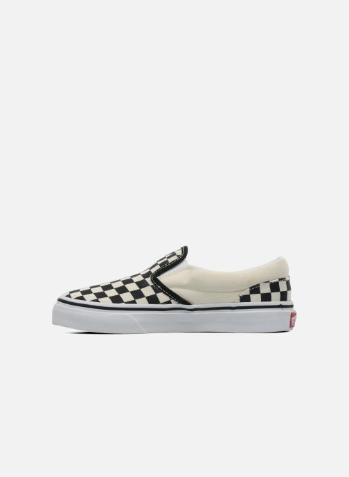 Sneakers Vans Classic Slip-On E Bianco immagine frontale