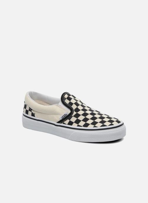 Sneakers Vans Classic Slip-On E Hvid detaljeret billede af skoene