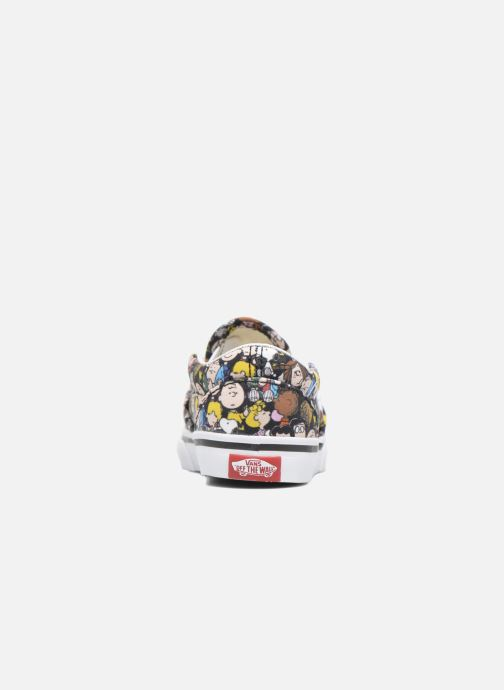 Deportivas Vans Classic Slip-On E Multicolor vista lateral derecha