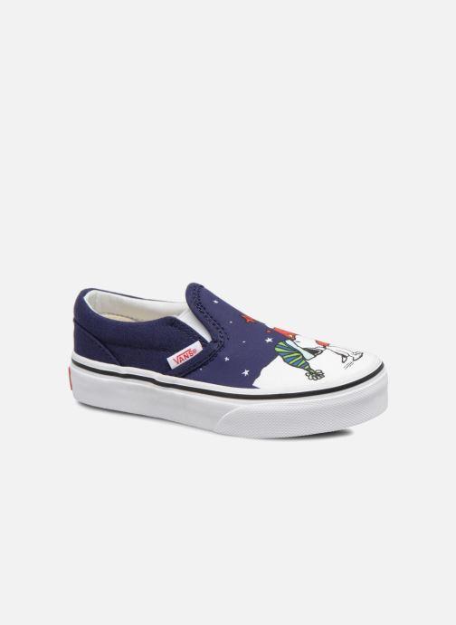 Sneakers Vans Classic Slip-On E Azzurro vedi dettaglio/paio