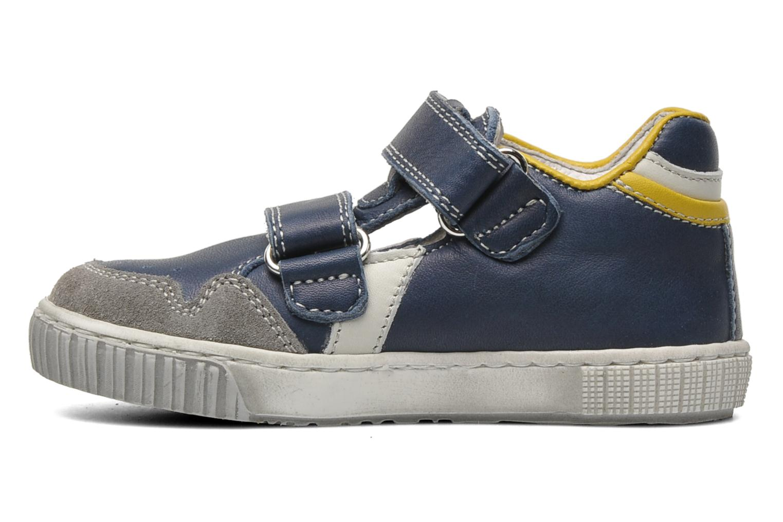 Trainers Romagnoli Nufnuf Blue front view