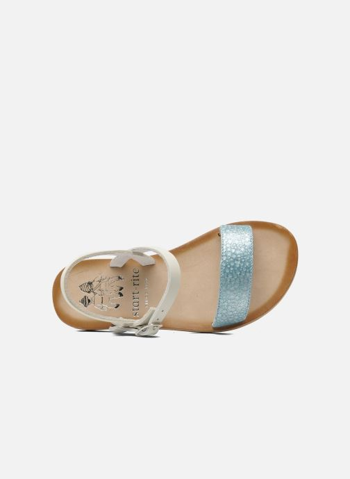 Sandali e scarpe aperte start rite classics Flora Azzurro immagine sinistra
