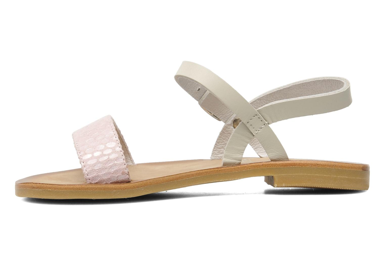 Sandales et nu-pieds start rite classics Flora Rose vue face