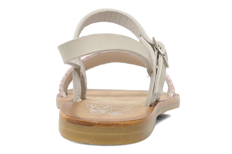 Sandales et nu-pieds start rite classics Flora Rose vue droite