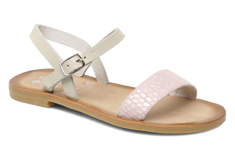 Sandales et nu-pieds start rite classics Flora Rose vue détail/paire