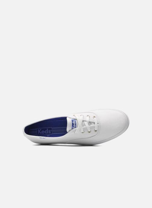 Sneaker Keds Triple weiß ansicht von links