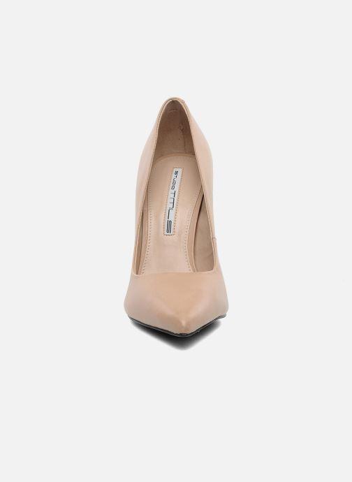 Escarpins Studio TMLS Wise Beige vue portées chaussures