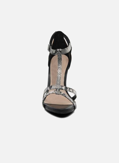 Sandales et nu-pieds Studio TMLS Serpentine Multicolore vue portées chaussures