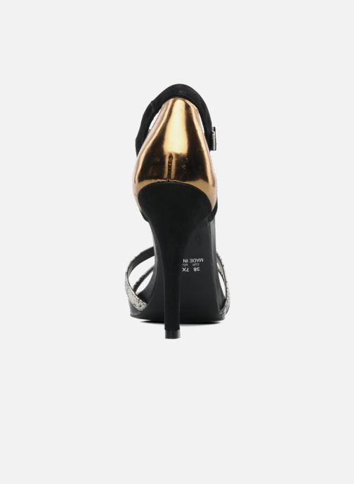 Sandales et nu-pieds Studio TMLS Serpentine Multicolore vue droite
