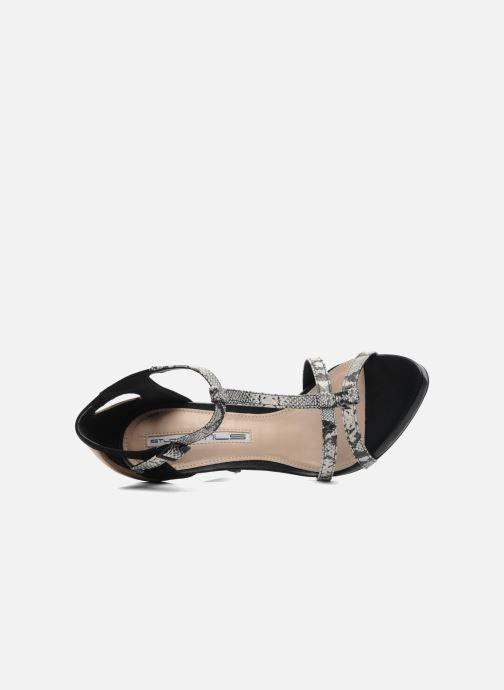 Sandales et nu-pieds Studio TMLS Serpentine Multicolore vue gauche