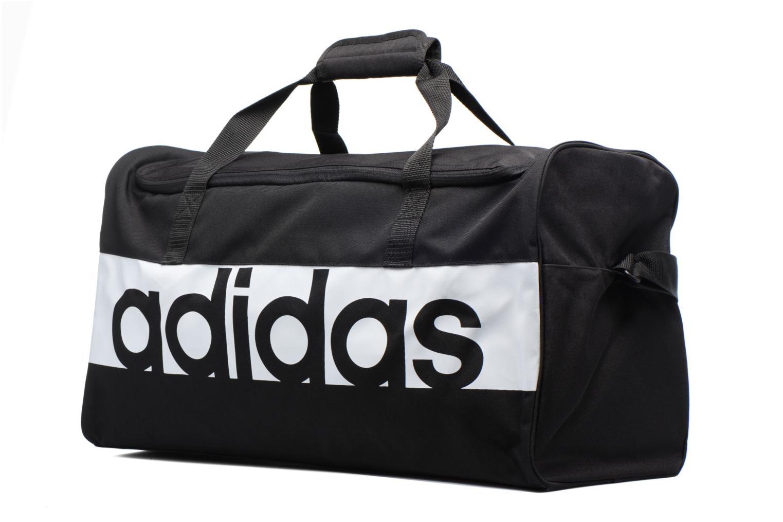 Sporttassen Adidas Performance Lin Per TB M Zwart model