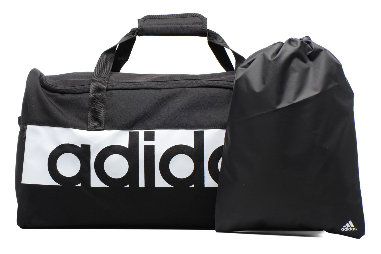 Sporttassen Adidas Performance Lin Per TB M Zwart links