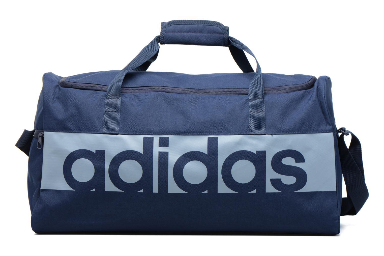 Sacs de sport Adidas Performance Lin Per TB M Bleu vue détail/paire