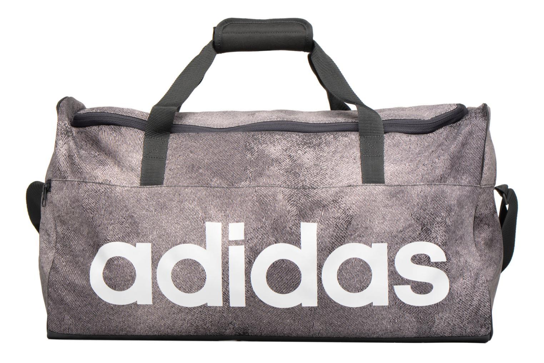 Sporttaschen Adidas Performance Lin Per TB M grau detaillierte ansicht/modell