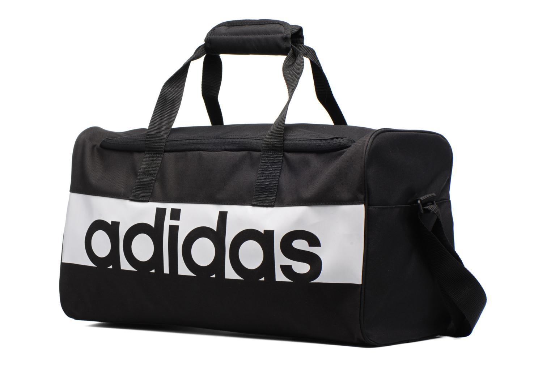 Sporttassen Adidas Performance Lin Per TB S Zwart model