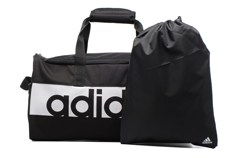 Sporttassen Adidas Performance Lin Per TB S Zwart links