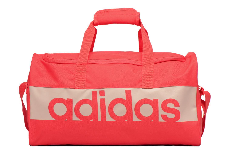 Sporttaschen Adidas Performance Lin Per TB S orange detaillierte ansicht/modell