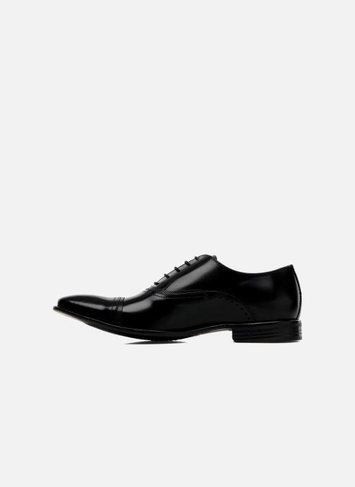 Zapatos con cordones Redskins Provins Negro vista de frente