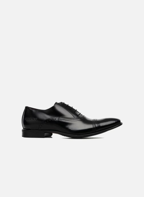 Zapatos con cordones Redskins Provins Negro vistra trasera
