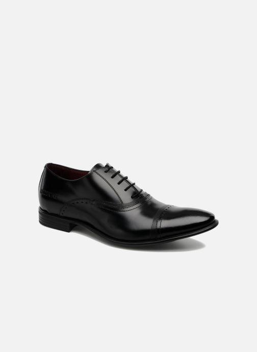 Zapatos con cordones Redskins Provins Negro vista de detalle / par