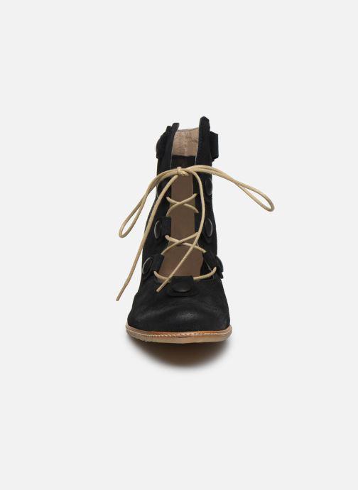 Bottines et boots Dkode Valyn Noir vue portées chaussures