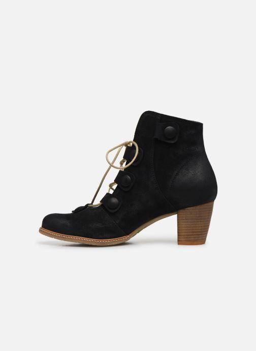 Bottines et boots Dkode Valyn Noir vue face