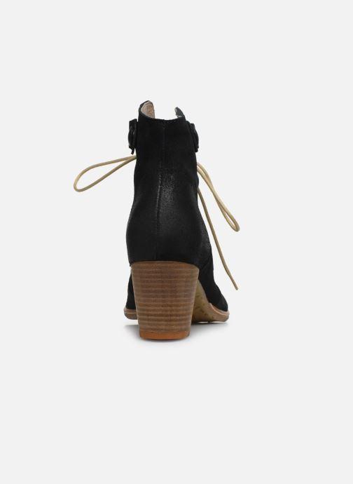 Bottines et boots Dkode Valyn Noir vue droite
