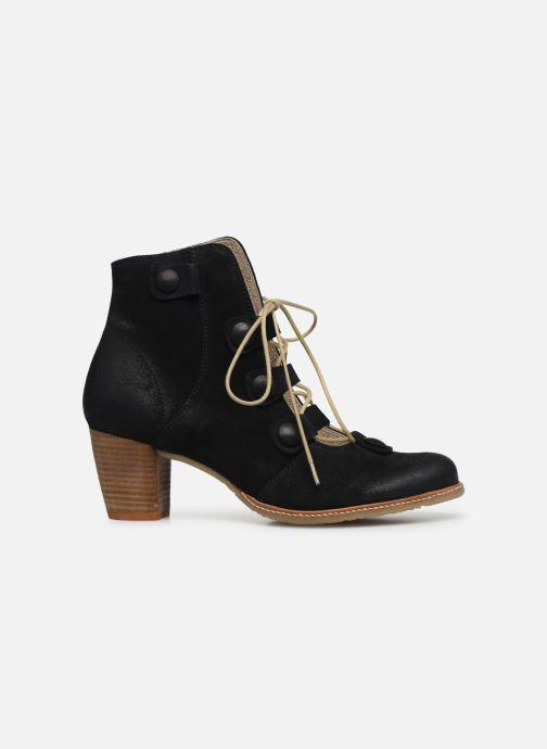 Bottines et boots Dkode Valyn Noir vue derrière
