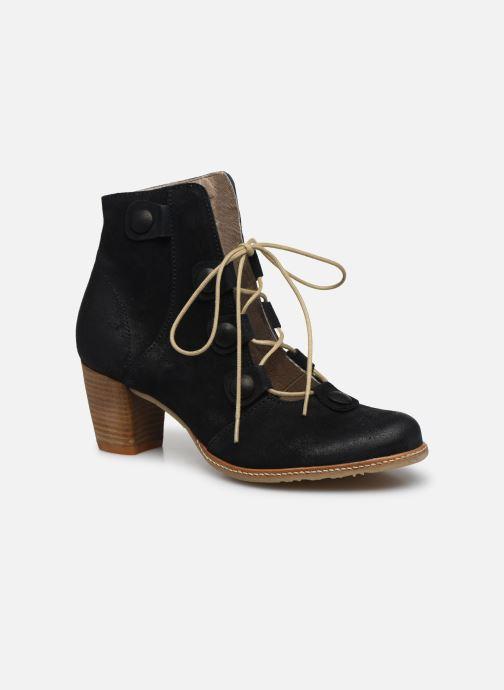 Bottines et boots Dkode Valyn Noir vue détail/paire