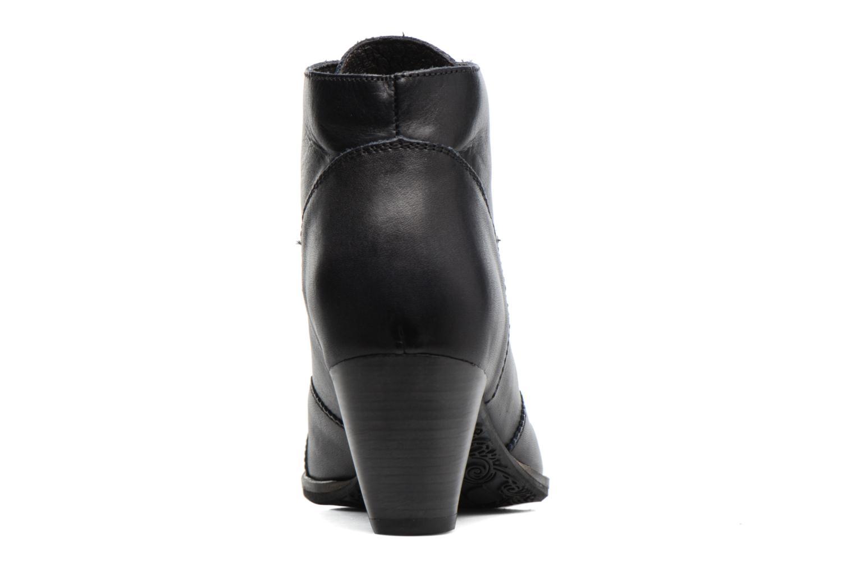 Bottines et boots Dkode Valyn Bleu vue droite