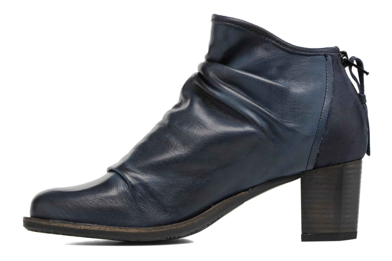 Bottines et boots Dkode Carter Bleu vue face