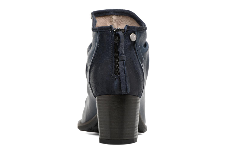 Bottines et boots Dkode Carter Bleu vue droite